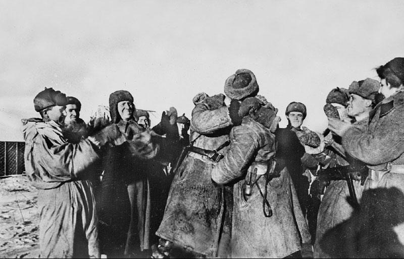 Конец пути под Сталинградом
