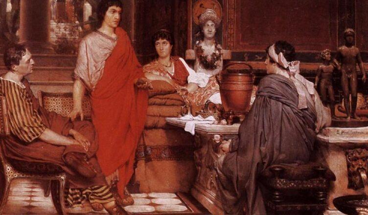 Что любили читать римляне