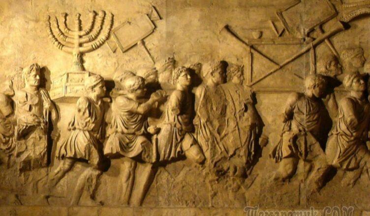 десять потерянных колен Израиля