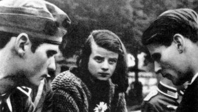 Немецкая антифашистская организация «Белая роза»