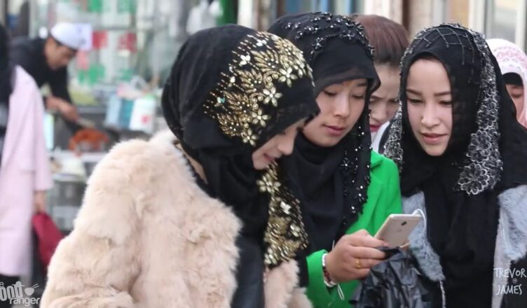 Женские мечети китайской общины Хуэй