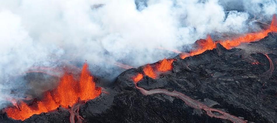 Извержение Лаки