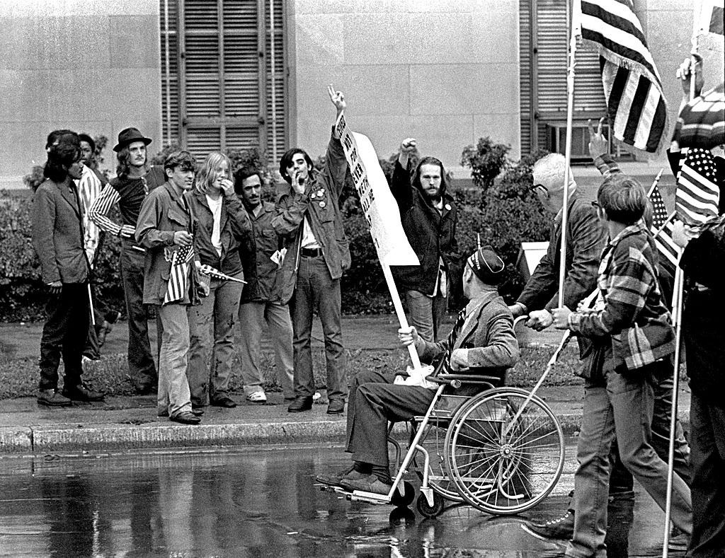 Реформы Никсона против хиппи