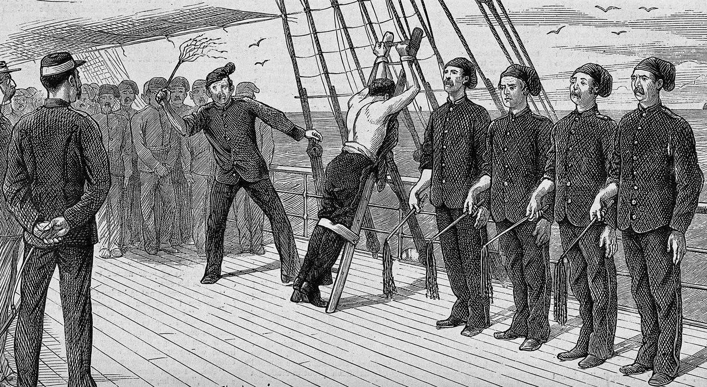 Какие наказания солдат были в армии в разные эпохи
