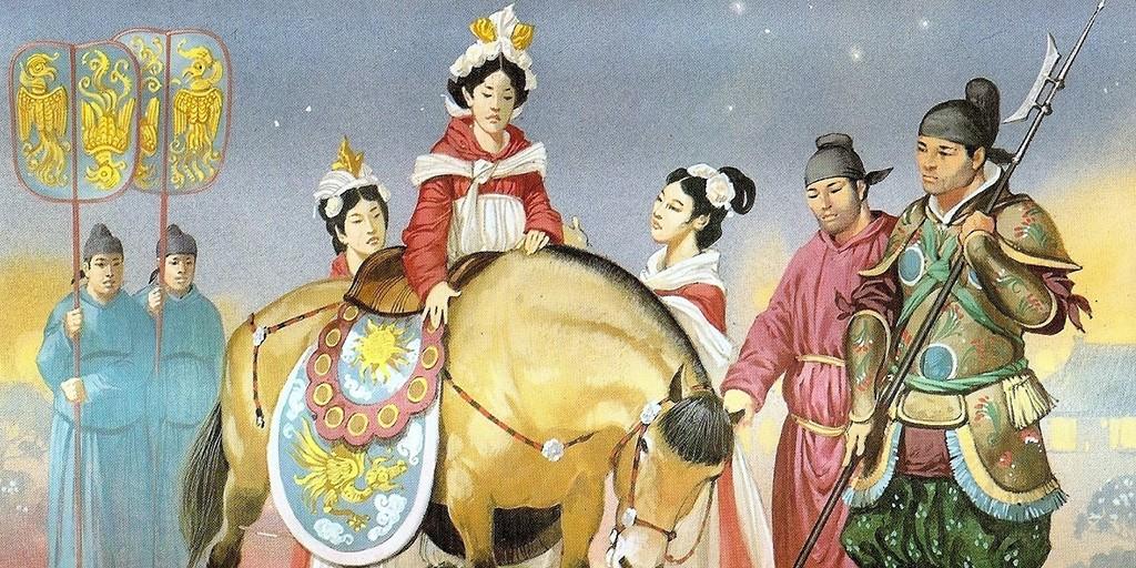 Как евнухи правили Китаем