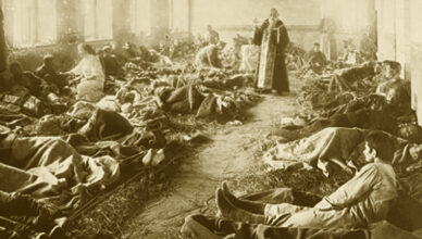 Эпидемии, уничтожившие армии