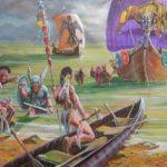 Как викинги воевали с эскимосами в Америке