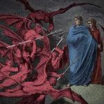 Совпадает ли описание ада от Данте Алигьери с церковными канонами