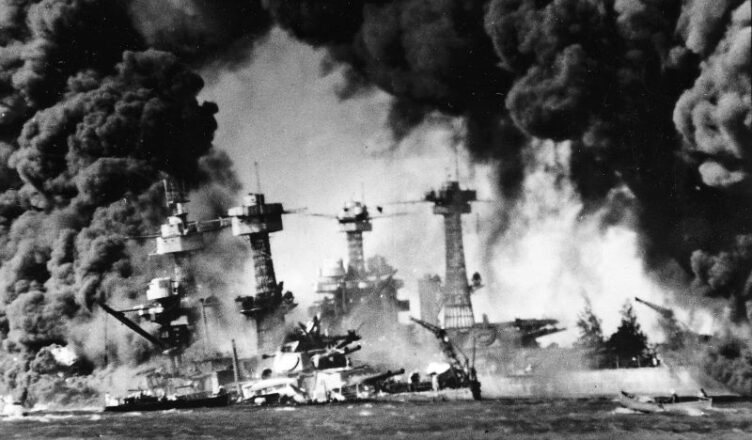 Перл-Харбор – День Позора США и Японии