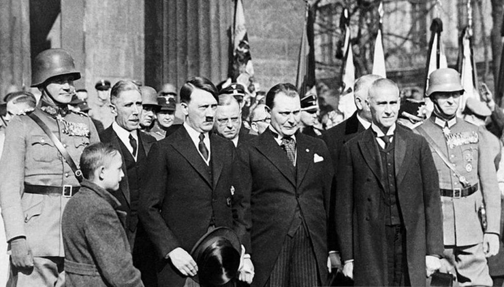 концерн Форд сотрудничал с нацистской Германией
