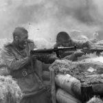 Вражеские танки не прошли