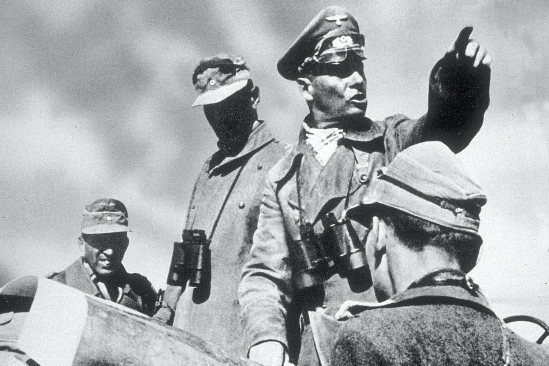 золотой клад фельдмаршала Роммеля