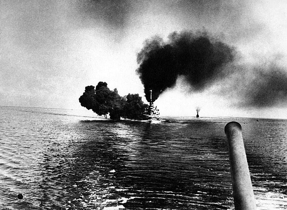 победа немцев у берегов Ютландии