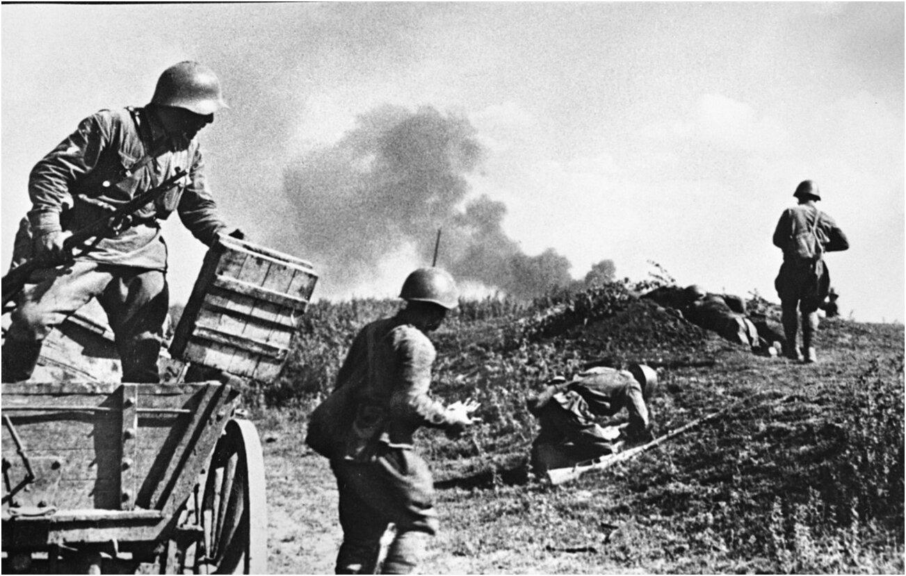 немцы под Одессой