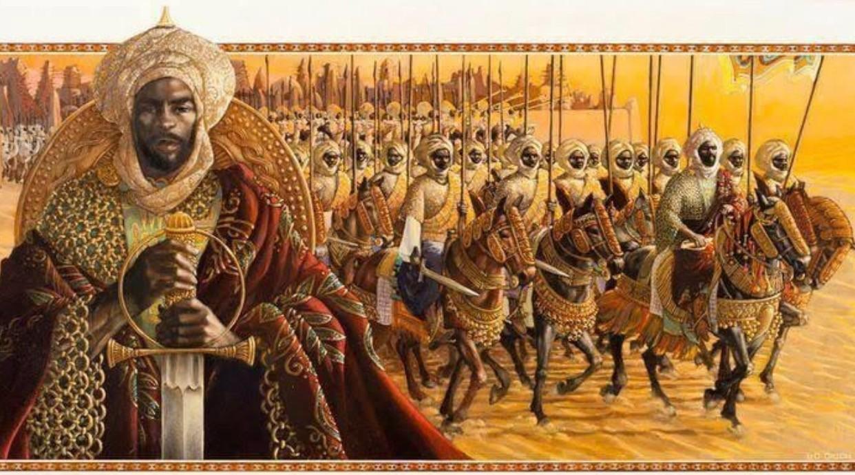 Самые могущественные африканские империи