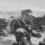 Планы на артиллерию в войне с японцами