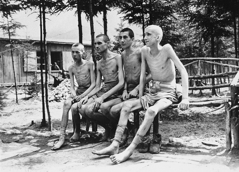 Лагерь в Дзялдове