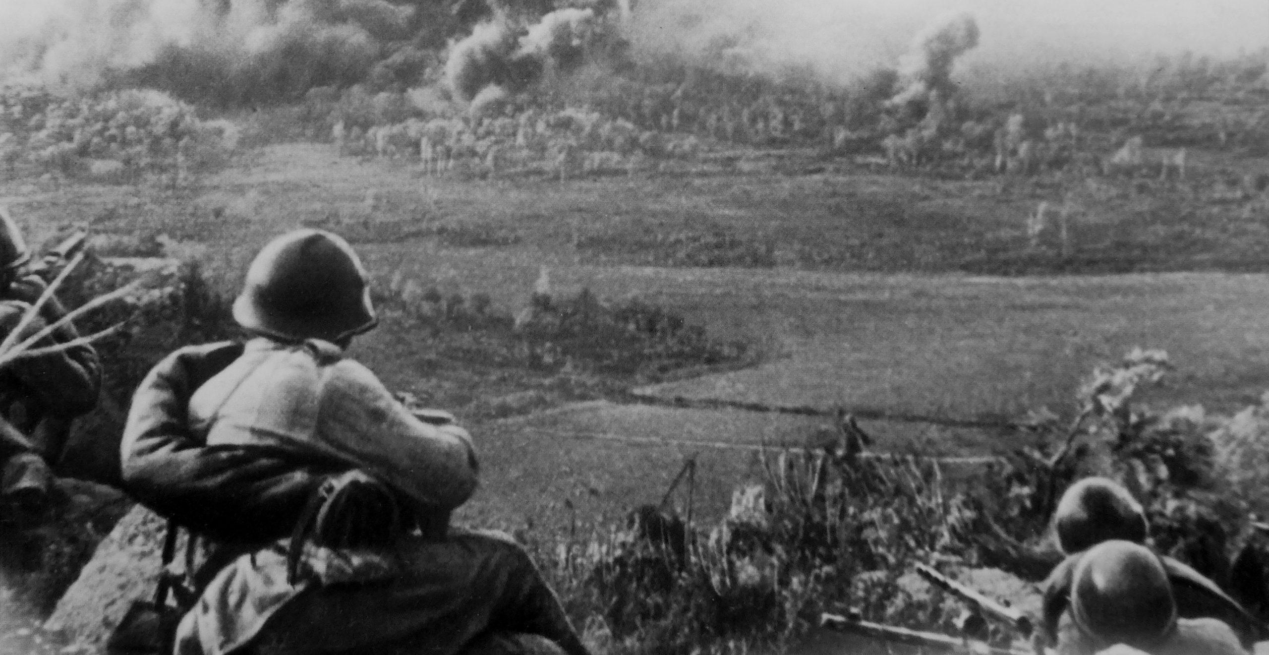 Расчет времени для сосредоточения войск на Южно-Манчжурском театре