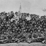 Военные действия сводного кавалерийского корпуса