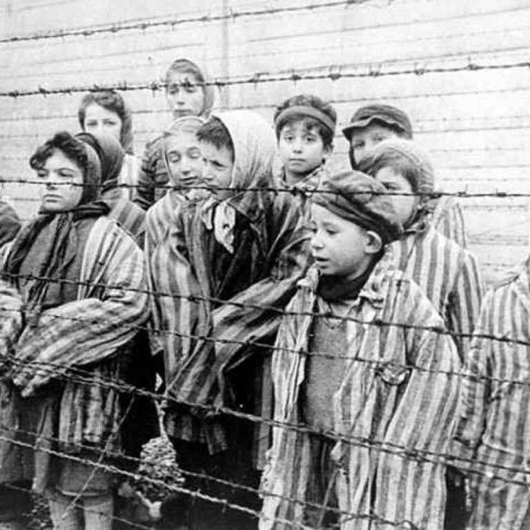 Дети в Гитлеровских тюрьмах