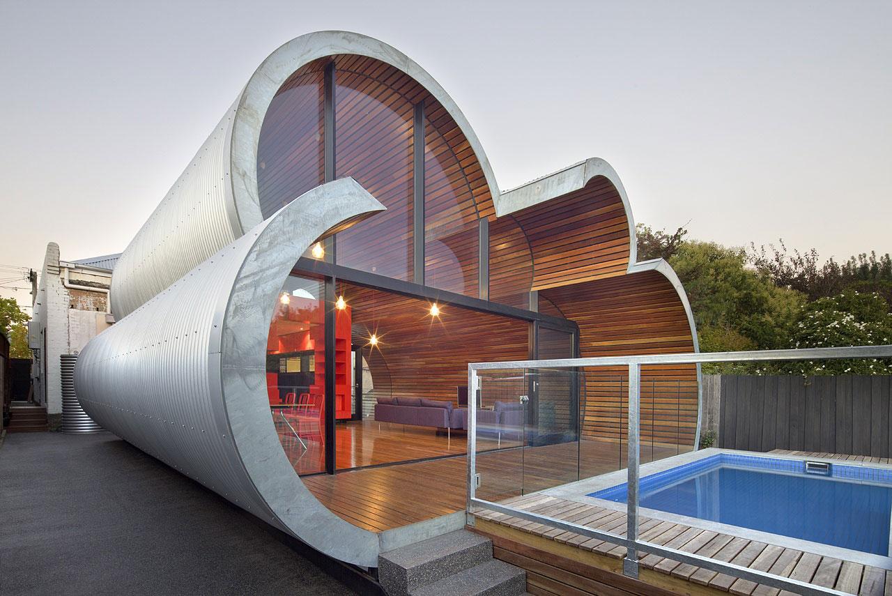 Австралия, Облачный дом
