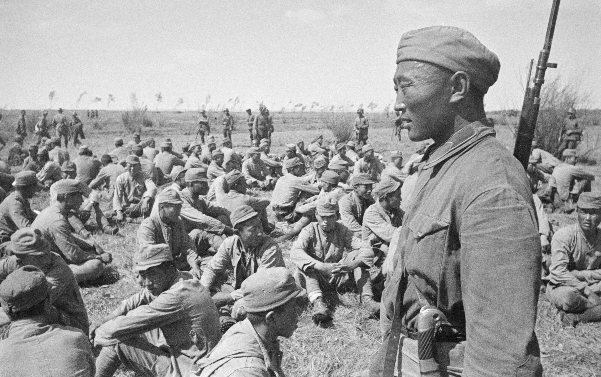 Воспоминания солдат союзников о японском плене