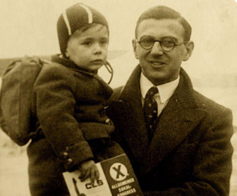 Как британский подданный вывозил еврейских детей из Чехословакии в 1938