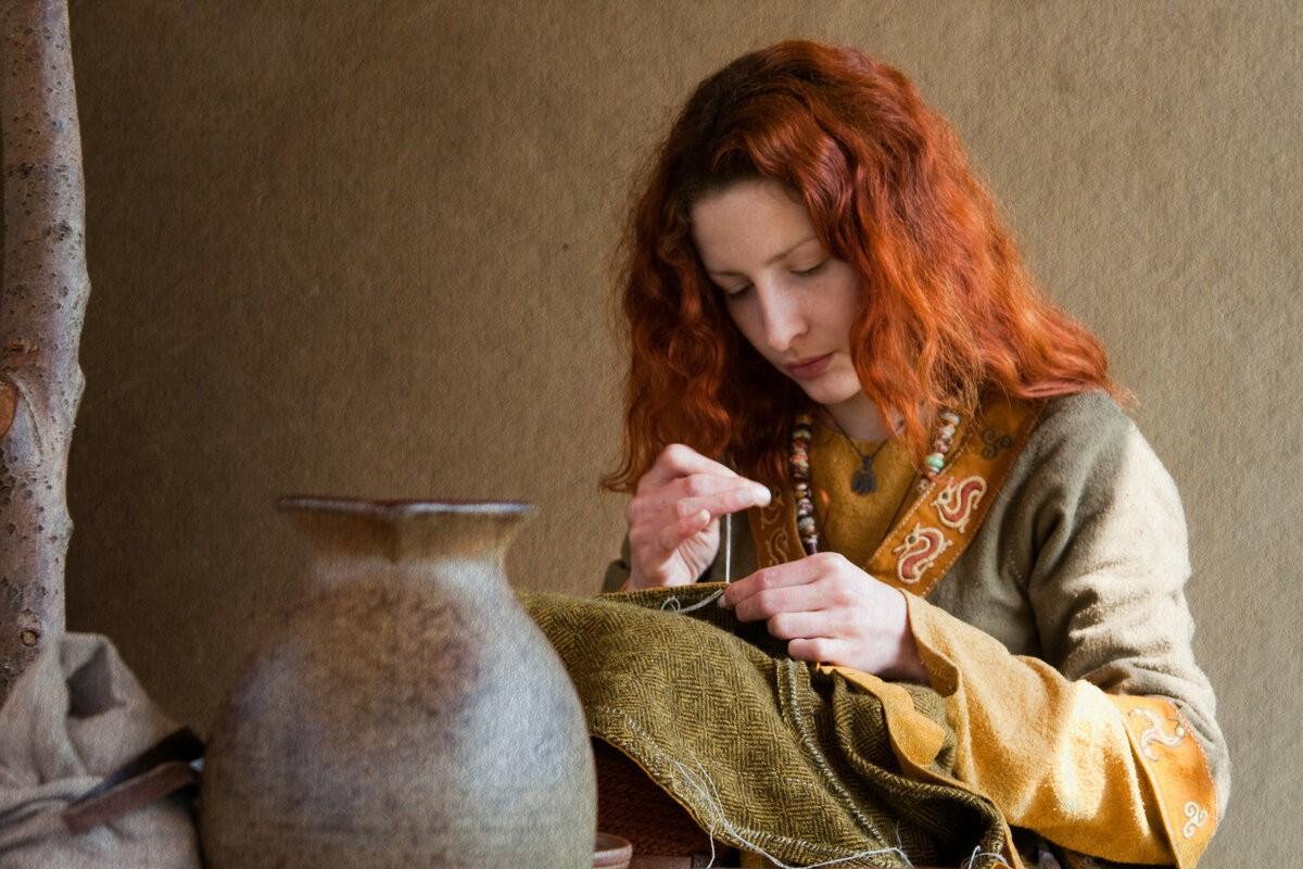 Роль женщин викингов в обществе