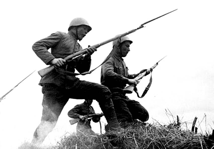 требовать успеха от армии, в которой число штыков уступает числу штыков противника