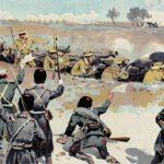 Потери японцев столь велики, что можно складывать из убитых брустверы