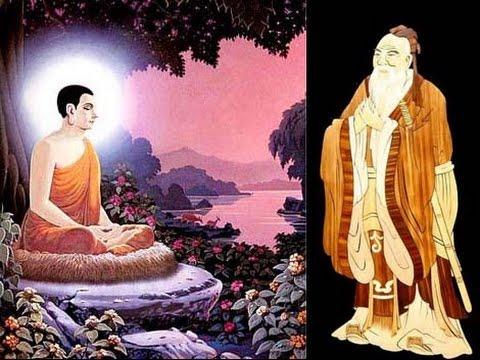 Конфуцианство против буддизма