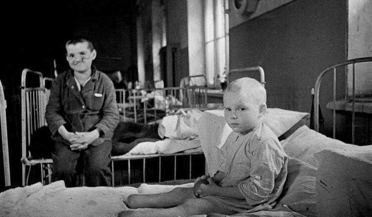 Психиатрическая больница в Люблинце