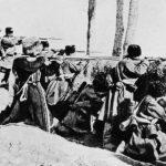 Для уменьшения потерь пришлось вести войска в разомкнутых строях