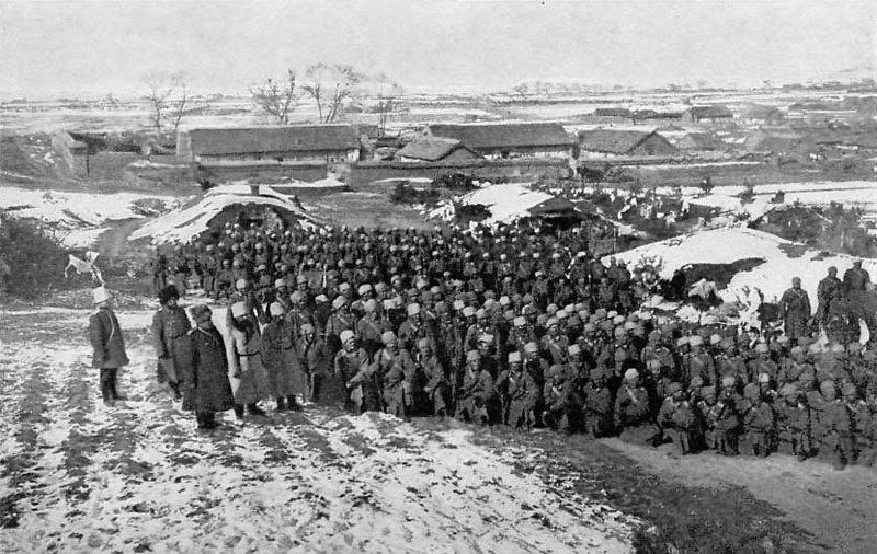Владивосток. Крепость, обеспеченная гарнизоном в 40 батальонов