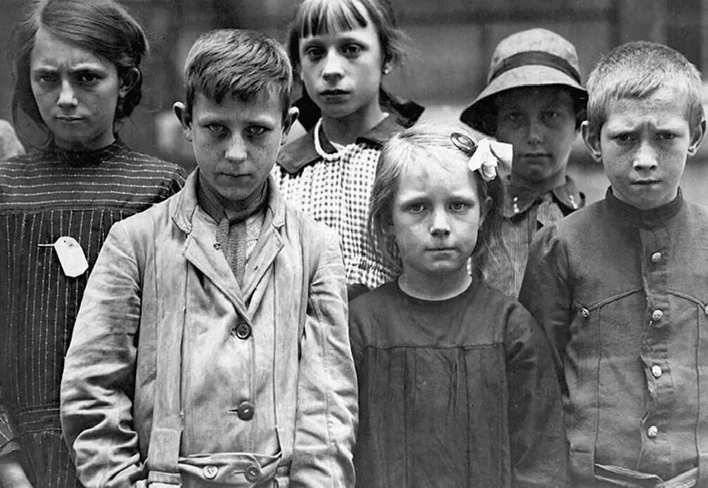 Дети иностранцев, родившиеся в нацистской Германии