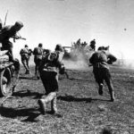 Атака гитлеровцев отбита