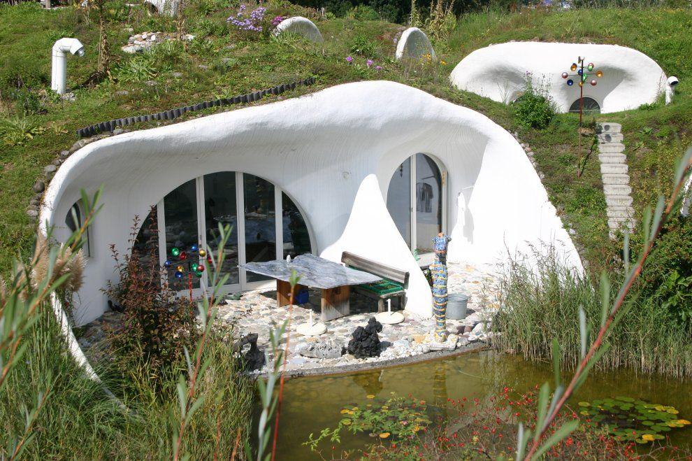 Швейцария, Подземное жилище хоббита