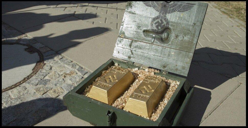 Утерянные сокровища Второй мировой войны