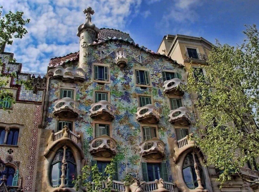 Испания, дом Бальо