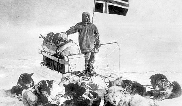 Загадка гибели Руаля Амундсена
