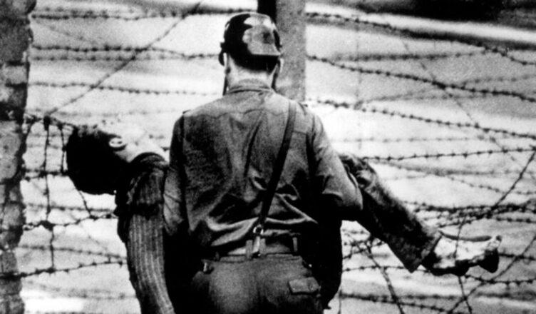 побеги через Берлинскую стену