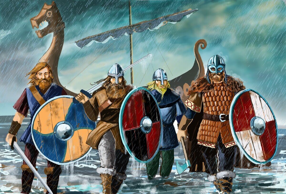 арабы о викингах