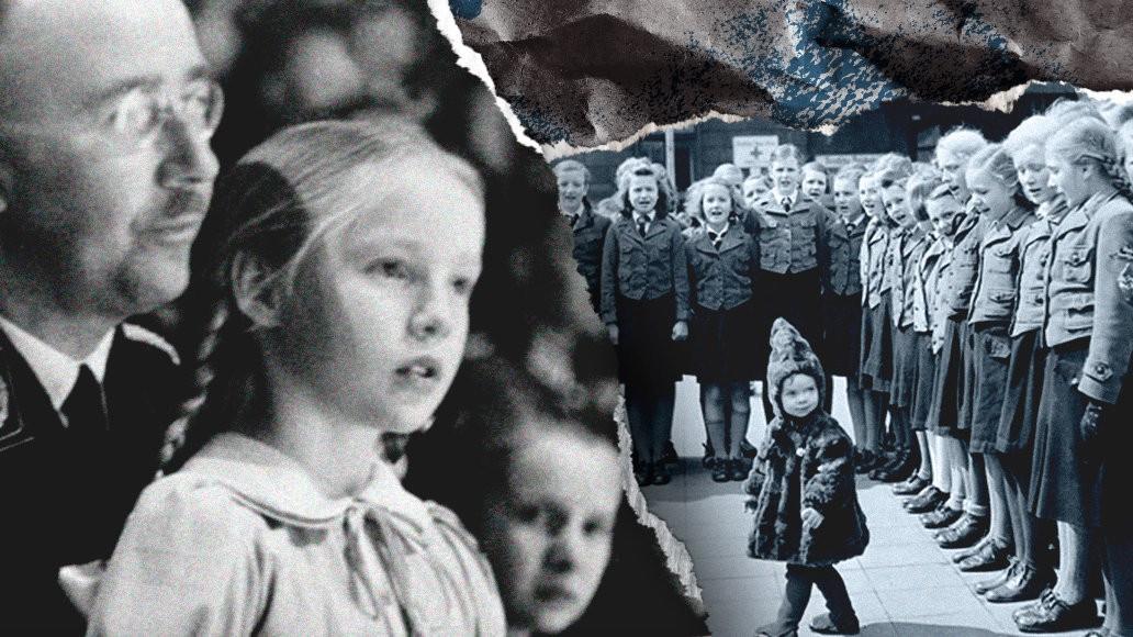 Роль Лебенсборна в похищении детей