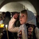 Почему детей приобщают к религии с младенчества