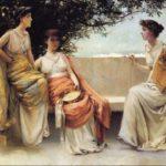 Как относились к лесбиянкам в Древней Греции и Риме