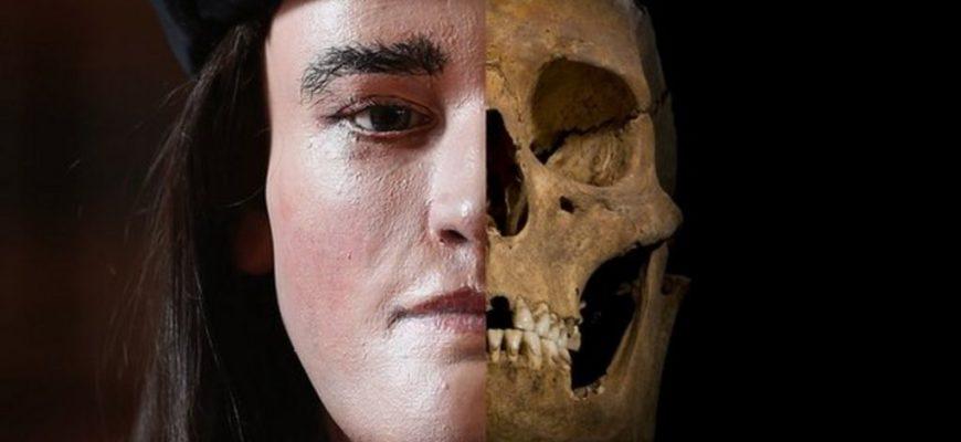 останки короля Ричарда III