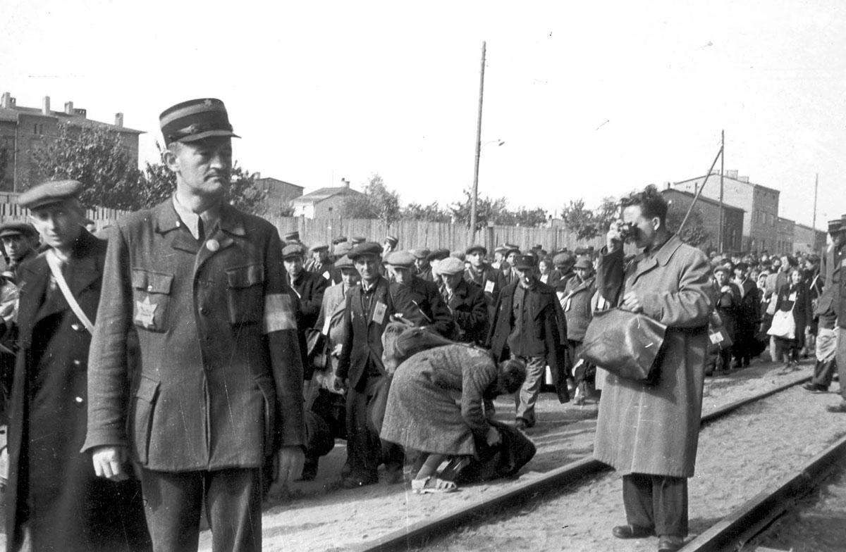 Еврейские гетто в третьем рейхе