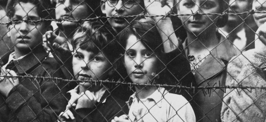 Ломка индивидуальности детей в рейхе