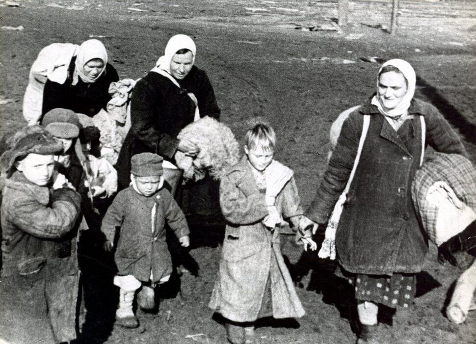 репатриацию польских детей