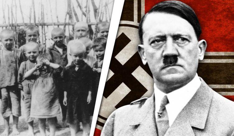 гитлеровские расистские теории.